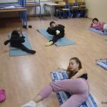 Pilates v Dijaškem domu Drava