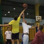 Košarkaška tekma D2-C1 - Dijaški dom Drava Maribor
