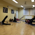 Pilates (Januar 2011) - Dijaški dom Drava Maribor