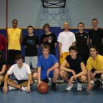 Košarkarska ekipa DDDrava 2010
