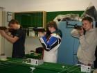 Ekipno tekmovanje v streljanju z zračno puško