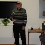 Srečanje s slepimi in slabovidnimi - Dijaški dom Drava Maribor