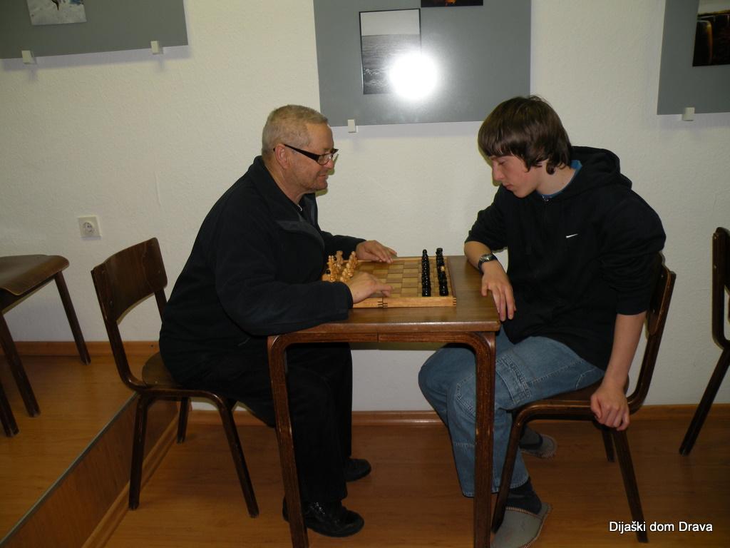 Šah s slepimi in slabovidnimi