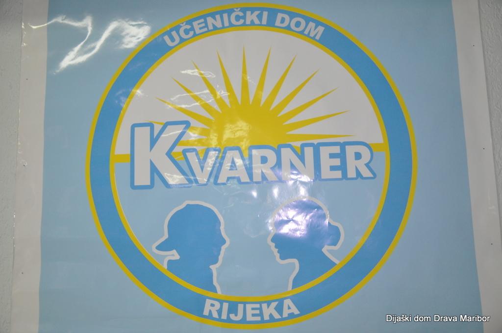 Obisk v domu učencev Kvarner – Rijeka