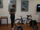 Predavanje o ultramaratonskem kolesarjenju
