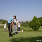 Golf – medšolsko tekmovanje