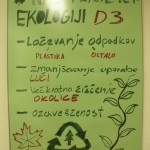 EKO plakati - Dijaški dom Drava Maribor