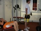 Predavanje o pravilni prehrani ter primerni vadbi v fitnesu