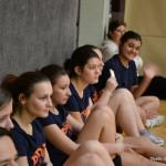 Tekmovanje v odbojki za dekleta