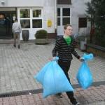 Zbiranje in odvoz papirja