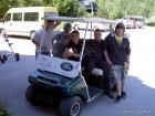 Golf tekmovanje v Olimju