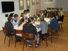 Zaključni sestanek domske skupnosti