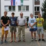 Krst novincev - Dijaški dom Drava Maribor 01