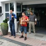 Krst novincev - Dijaški dom Drava Maribor 02
