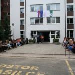 Krst novincev - Dijaški dom Drava Maribor 03