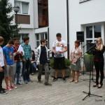 Krst novincev - Dijaški dom Drava Maribor 13