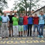 Krst novincev - Dijaški dom Drava Maribor 22