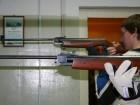 Ekipno tekmovanje v streljanju z zračno puško za fante