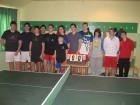 Regijsko tekmovanje v namiznem tenisu za fante