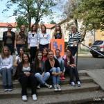 Sprejem novincev - Dijaški dom Drava Maribor 03