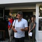 Sprejem novincev - Dijaški dom Drava Maribor 07