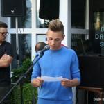 Sprejem novincev - Dijaški dom Drava Maribor 09