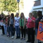 Sprejem novincev - Dijaški dom Drava Maribor 13