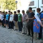 Sprejem novincev - Dijaški dom Drava Maribor 16