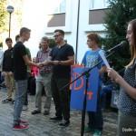 Sprejem novincev - Dijaški dom Drava Maribor 17