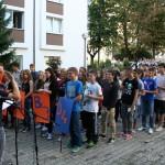 Sprejem novincev - Dijaški dom Drava Maribor 18
