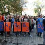 Sprejem novincev - Dijaški dom Drava Maribor 20