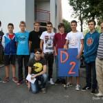 Sprejem novincev - Dijaški dom Drava Maribor 25