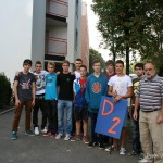Sprejem novincev - Dijaški dom Drava Maribor 29