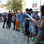 Sprejem novincev - Dijaški dom Drava Maribor 34