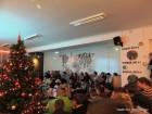 Otvoritev prenovljene mladinske sobe in božično-novoletni koncert