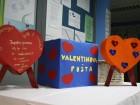 Valentinova pošta in Valentinov ples
