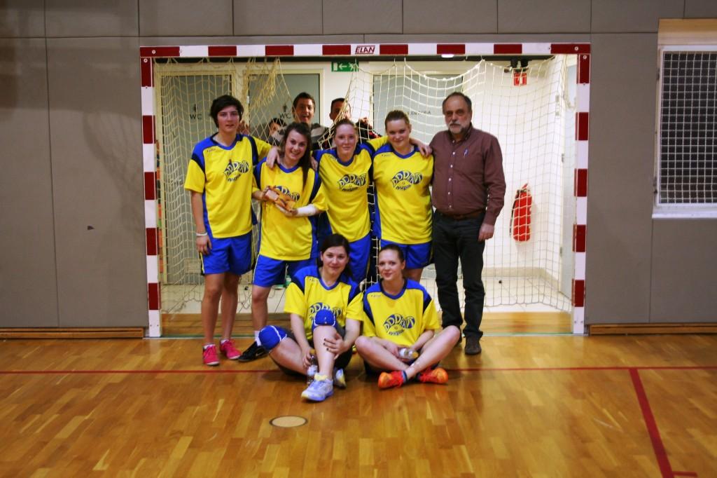 Regijski turnir v malem nogometu za dekleta