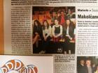 Dravske glasbenice v časopisu Štajerski tednik