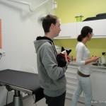 Obisk veterinarske postaje - Dijaški dom Drava Maribor 05
