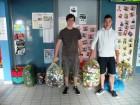 Zbiranje plastičnih zamaškov