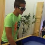 Obisk Medobčinskega društva slepih in slabovidnih - Dijaški dom Drava 10