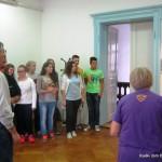 Obisk Medobčinskega društva slepih in slabovidnih - Dijaški dom Drava 12