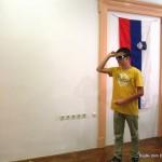 Obisk Medobčinskega društva slepih in slabovidnih - Dijaški dom Drava 18