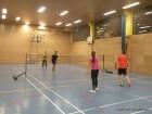 Turnir v badmintonu – tekmovanje parov