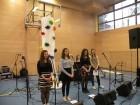 Snemanje oddaje »Mladi, glasba in prijateljstvo«
