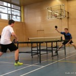 Regijsko prvenstvo v namiznem tenisu- Dijaški dom Drava 15