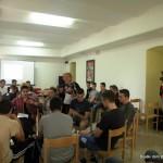 DD Drava na obisku v Učeničkem domu Kvarner- Dijaški dom Drava 06