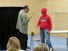 Gledališka predstava Bodi frajer brez droge