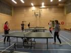Zaključek domske lige v namiznem tenisu