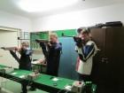 Domsko tekmovanje posameznikov v streljanju z zračno puško za fante